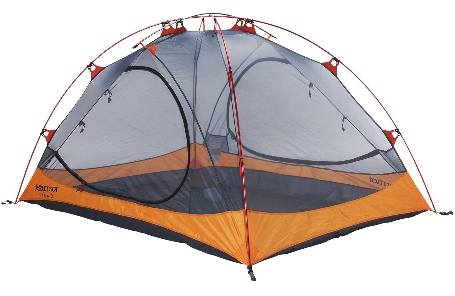 ... 3 person backpacking tent ever!! The ...  sc 1 st  analoggirl - WordPress.com & Gear Review: Marmot Ajax 3 Tent | :::analog:::girl:::world:::