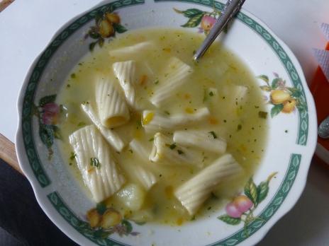 La sopa del dia