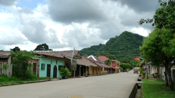 Except Rurre - I could stay here all week long and just chill in this warm jungle town!