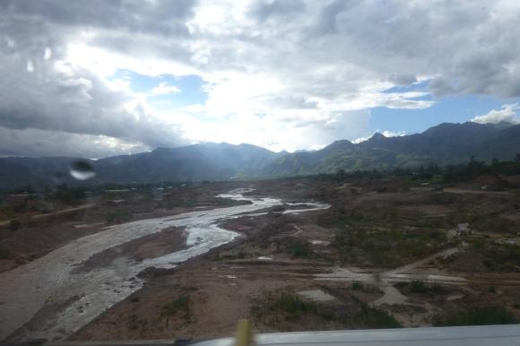 On the way to Cochabamba