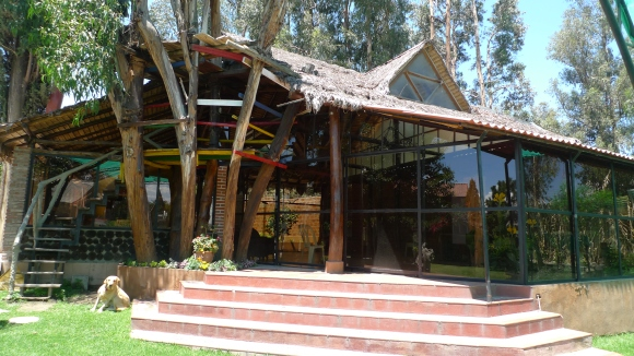The best hostel ever: Cabana Las Lilas in Tiquipaya