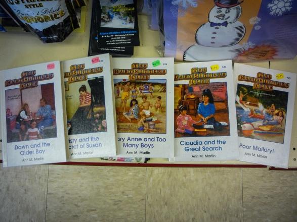 babysitter club book